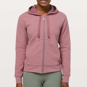 LULULEMON Catch A Moment Zip Hoodie